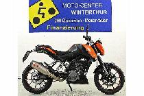 Acheter moto KTM 125 Duke Naked