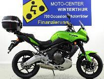 Motorrad kaufen Occasion KAWASAKI Versys 650 (touring)