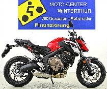 Motorrad kaufen Occasion HONDA CB 650 FA (naked)