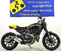 Motorrad kaufen Occasion DUCATI 803 Scrambler ABS 35kW (naked)
