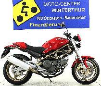 Motorrad kaufen Occasion DUCATI 750 Monster (sport)