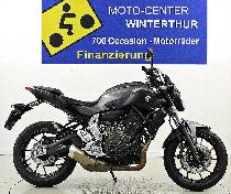 Acheter une moto Occasions YAMAHA MT 07 ABS 35kW (naked)