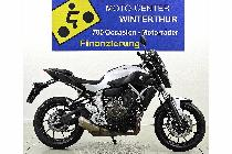 Acheter une moto Occasions YAMAHA MT 07 Moto Cage ABS (naked)
