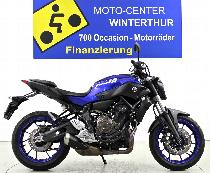 Acheter une moto Occasions YAMAHA MT 07 A (naked)