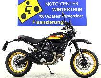 Motorrad kaufen Occasion DUCATI 803 Scrambler Desert Sled (naked)