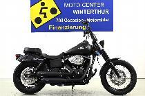 Motorrad kaufen Occasion HARLEY-DAVIDSON FXDB 1340 Dyna Glide Daytona (custom)