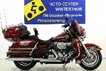 Motorrad kaufen Occasion HARLEY-DAVIDSON FLHTCU 1584 Electra Glide Ultra Classic ABS (touring)