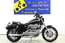 Motorrad kaufen Occasion HARLEY-DAVIDSON XLH 883 Hugger Sportster (custom)