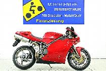 Acheter une moto Occasions DUCATI 996 Biposto (sport)