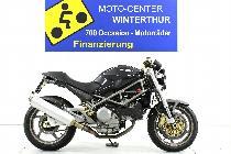 Motorrad kaufen Occasion DUCATI 916 Monster S4 (naked)