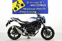 Motorrad kaufen Occasion SUZUKI SV 650 U ABS (naked)