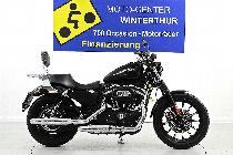 Töff kaufen HARLEY-DAVIDSON XL 883 N Iron Custom