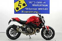 Motorrad kaufen Occasion DUCATI 821 Monster ABS 35kW (naked)