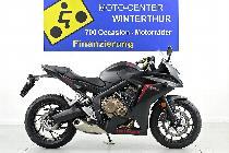 Acheter une moto Occasions HONDA CBR 650 FA (sport)