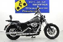 Motorrad kaufen Occasion HARLEY-DAVIDSON FXDB 1690 Dyna Street Bob ABS (custom)