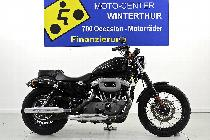 Buy motorbike Pre-owned HARLEY-DAVIDSON XL 1200 N Sportster Nightster 25kW (custom)