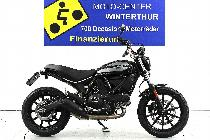 Motorrad kaufen Occasion DUCATI 400 Scrambler Sixty2 ABS (naked)