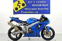 Motorrad kaufen Occasion KAWASAKI ZX-6R Ninja ABS 25kW (sport)