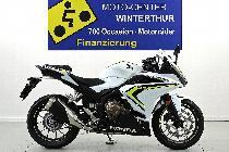 Töff kaufen HONDA CBR 500 RA ABS Sport