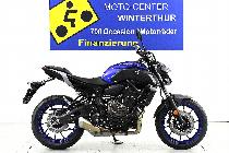 Acheter une moto neuve YAMAHA MT 07 Moto Cage ABS (naked)