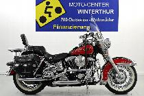 Motorrad kaufen Occasion HARLEY-DAVIDSON FLSTC 1340 Softail Heritage Classic (touring)