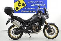 Motorrad kaufen Occasion HONDA CRF 1000 D Africa Twin Dual Clutch (enduro)