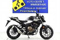 Motorrad kaufen Neufahrzeug HONDA CB 500 FA ABS (naked)
