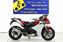 Motorrad kaufen Occasion HONDA CBR 600 FA ABS (sport)