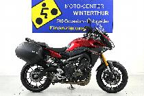 Motorrad kaufen Occasion YAMAHA MT 09 A ABS Tracer (touring)