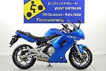 Acheter une moto Occasions KAWASAKI ER-6f ABS (touring)