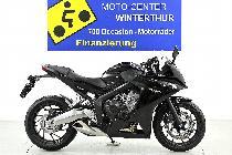 Motorrad kaufen Occasion HONDA CBR 650 FA ABS (sport)