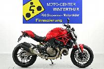 Motorrad kaufen Occasion DUCATI 821 Monster ABS (naked)