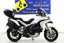 Motorrad kaufen Occasion DUCATI 1200 Multistrada S ABS (touring)