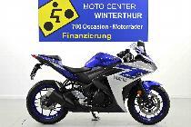 Motorrad kaufen Occasion YAMAHA R3 25kW (sport)