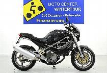 Motorrad kaufen Occasion DUCATI 916 Monster S4 (sport)