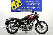 Motorrad kaufen Occasion TRIUMPH Bonneville 900 35kW (naked)