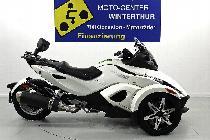 Motorrad kaufen Occasion CAN-AM Spyder 1000 ABS (quad-atv-ssv)