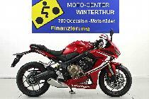 Motorrad kaufen Neufahrzeug HONDA CBR 650 R ABS (sport)