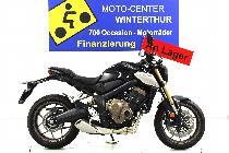 Motorrad kaufen Neufahrzeug HONDA CB 650 R ABS (naked)