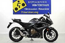 Motorrad kaufen Occasion HONDA CBR 500 RA ABS (sport)
