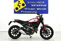 Motorrad kaufen Occasion DUCATI 803 Scrambler (naked)