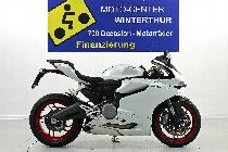 Motorrad kaufen Occasion DUCATI 899 Panigale ABS (sport)