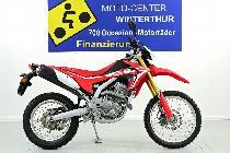 Motorrad kaufen Occasion HONDA CRF 250 L (enduro)