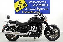 Motorrad kaufen Occasion TRIUMPH Rocket III 2300 Roadster (custom)
