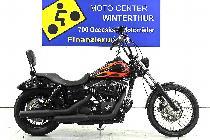 Töff kaufen HARLEY-DAVIDSON FXDWG 1584 Dyna Wide Glide Custom