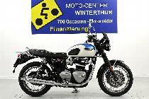 Motorrad kaufen Occasion TRIUMPH Bonneville T120 1200 ABS (naked)