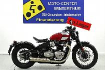Motorrad kaufen Neufahrzeug TRIUMPH Bonneville 1200 Bobber ABS (custom)