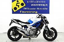 Motorrad kaufen Occasion SUZUKI SFV 650 U Gladius (naked)