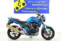 Motorrad kaufen Occasion SUZUKI GSF 650 UA Bandit ABS (naked)