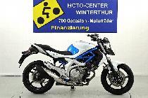 Motorrad kaufen Occasion SUZUKI SFV 650 Gladius (naked)